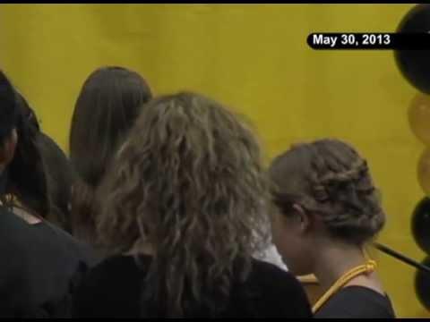 A Vito Martinez Middle School 8th Grade Promotion Ceremony 2013