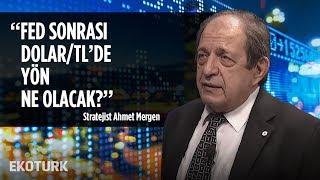 Borsa & Dünya Endeksleri / Teknik Analizleri | Bay Teknik Ahmet Mergen | 30 Ekim 2019