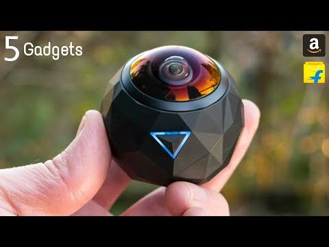Thumbnail: 5 New Technology CooL GADGETS You Can Buy on Amazon ✅ HITECH FUTURISTIC GADGETS TECH