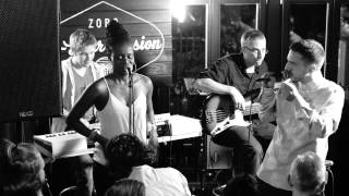 Stereo Luchs feat. Alina Amuri: «Dame», live an der Zobo 4-Spur-Session 2014