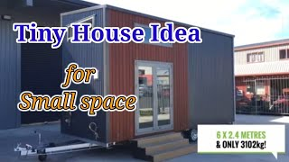 Tiny House Idea for small space/ Tiny House Design
