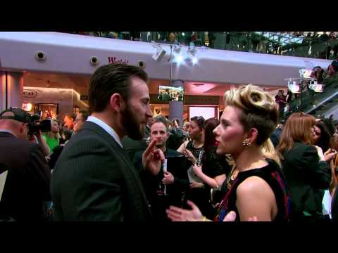 Marvel's Avengers: Age of Ultron - European Premiere Round-Up - OFFICIAL | HD
