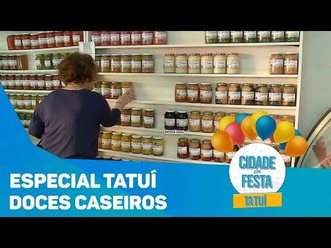 Especial Tatuí - Doces caseiros - TV SOROCABA/SBT