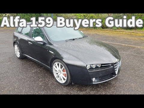 alfa-romeo-159-buyers-guide