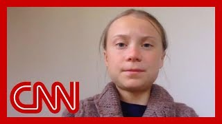 Greta Thunberg Urges Public To Listen To The Experts Amid Pandemic