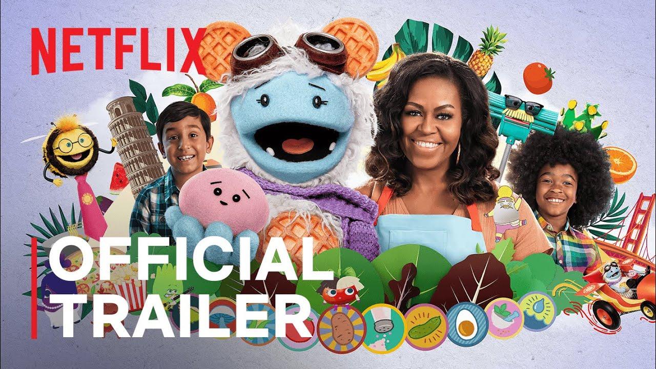 Waffles + Mochi | Official Trailer | Netflix