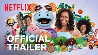 Waffles + Mochi   Official Trailer   Netflix