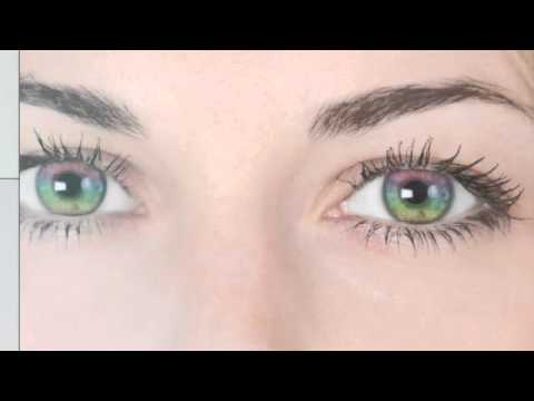 Halloween Contacts - YouTube