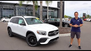 Is the NEW 2020 Mercedes Benz GLB 250 the BETTER luxury compact SUV to BUY?