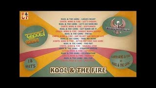 KOOL & FIRE - Kool & The Gang vs Earth Wind & Fire - By R&UT