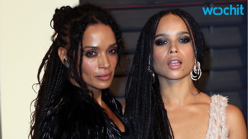 Mother Daughter Lisa Bonet Zoe Kravitz Star In The New Calvin Klein Ad Campaign