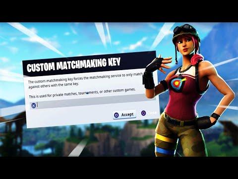 [EU] Custom Matchmaking Scrims With Subs! [ANY PLATFORM] CODE - oo7maz (Fortnite Battle royale LIVE) thumbnail