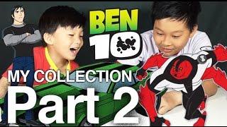 รีวิวของเล่น Ben10 ภาค 2