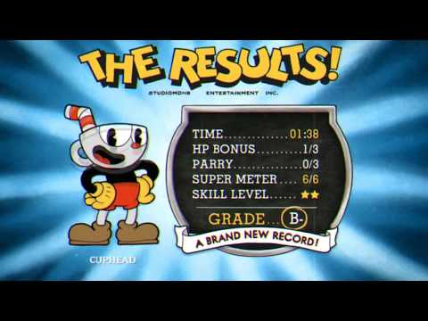 cuphead mission kill the Frogs