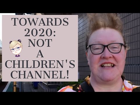 TOWARDS 2020: Not A Children's Channel - BUT - Loads of Arts, Crafts, Hobbies, and Gaming!
