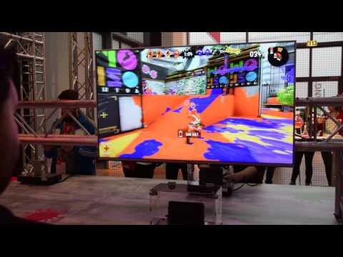 Let's Play SPLATOON 2 ★ Nintendo Switch Presse-Event 13.01.2017