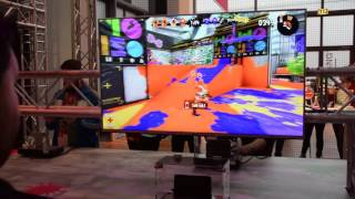 lets play splatoon 2 nintendo switch presse event 13012017