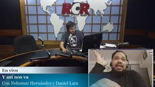 RCR750 - Radio Caracas Radio | Lunes 18/03/2019