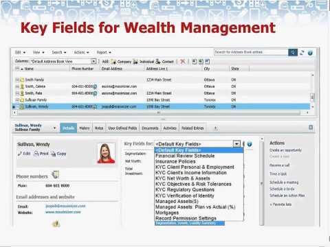 Webinar  Maximizer CRM for Wealth Management