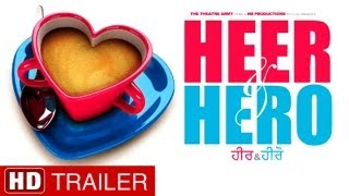 Heer And Hero (2013) - Official Trailer - Arya Babbar - Minissha Lamba