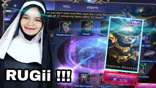 PACAR KALIAN SANGAT DI BUTUHKAN DI LUCKY BOX INI !!! - Mobile Legend Indonesia