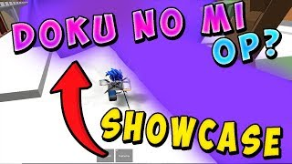 Testing the Doku Doku fruit NO MI! (Is she good?) → Roblox One Piece Millenium 🎮