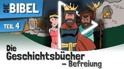 Die Geschichtsbücher Der Bibel | Kurz & Knapp | TEIL 4