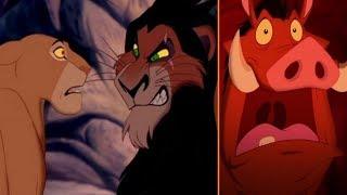 """¡Esta escena eliminada de """"El Rey León"""" te destruirá la infancia!"""