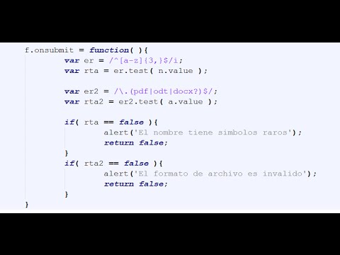 Regular expressions in programming: practical examples for