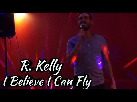 I Believe I Can Fly (metal cover by Leo Moracchioli) смотреть