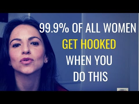 """How To """"HOOK"""" A Woman Using Your FRONT END 