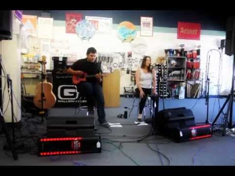 Royal Silhouettes - Live at Merced Art Hop 07/18/2015