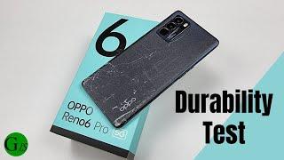 Pro is not Always Better - OPPO Reno 6 Pro Durability & Drop Test !