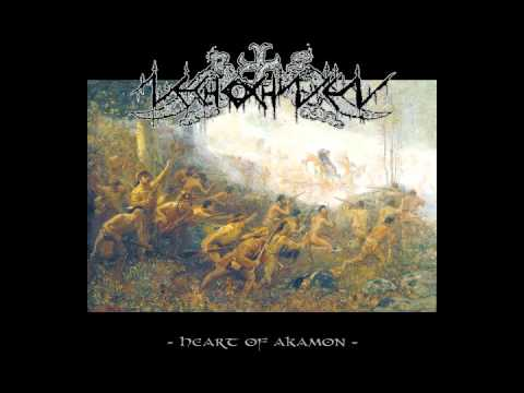Nechochwen - Heart Of Akamon (full album)