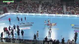 PSG handball VS Saint-Raphaël Trophée des champions 2015 Finale