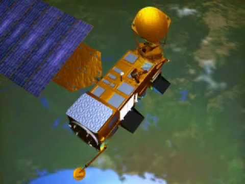 Earth Observing System - Aqua - Artist conception of Aqua Video 5th