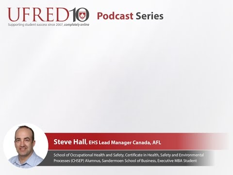 UFred10 Podcast Series Interview with Steve Hall