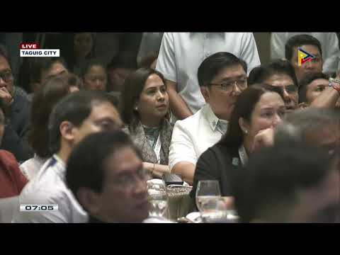 PRRD graces the 65th General Assembly of the League of Cities of the Philippines (LCP)