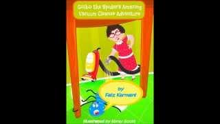 Golbo the Spider's Amazing Vacuum Cleaner Adventure