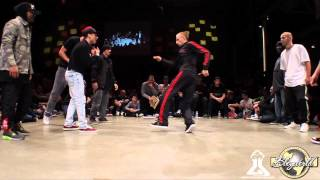 Skill Methodz vs Top 9 // .BBoy World // BREAKING 5on5 QUARTER-FINAL | HIP OPSESSION 2014