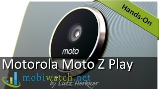 Motorola Moto Z Play: Test Results, Comparison & Game-Check | Hands-on Review