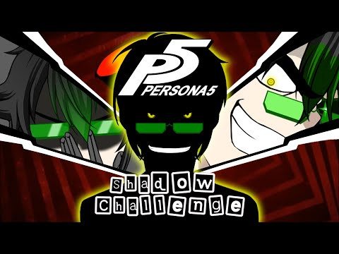 Persona 5 - Shadow Challenge (Deluxe Edition) - Flip D. Switch [READ DESCRIPTION] #P5ShadowChallenge |