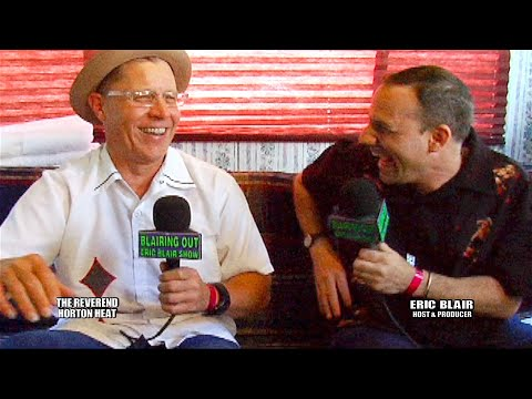 The Reverend Horton Heat & EricBlair ( Willie Nelson & Al Jourgensen) 2006