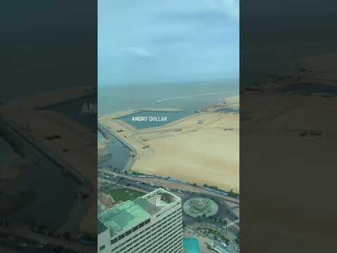 Port City Colombo Timelapse (2019)