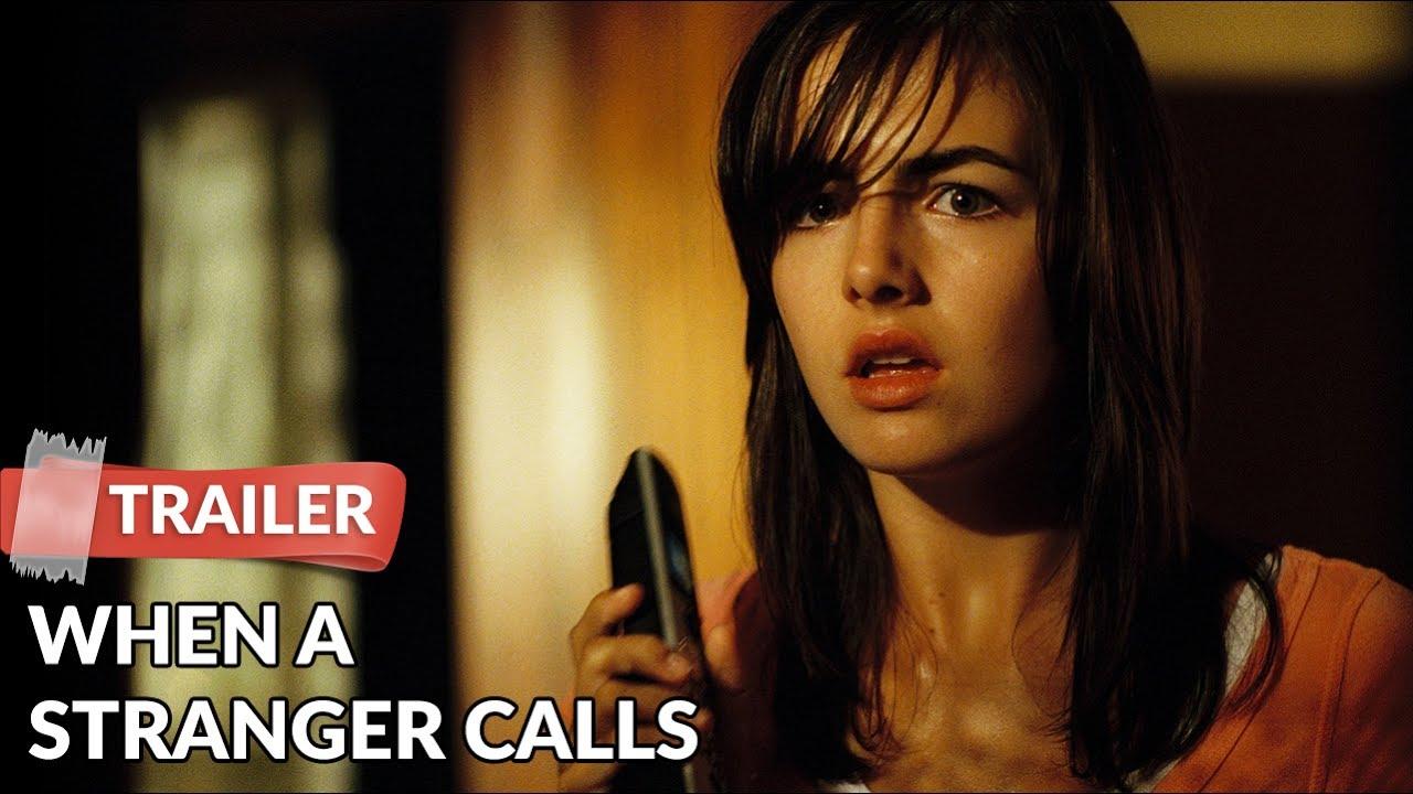 When A Stranger Calls 2006 Trailer Hd Camilla Belle Youtube