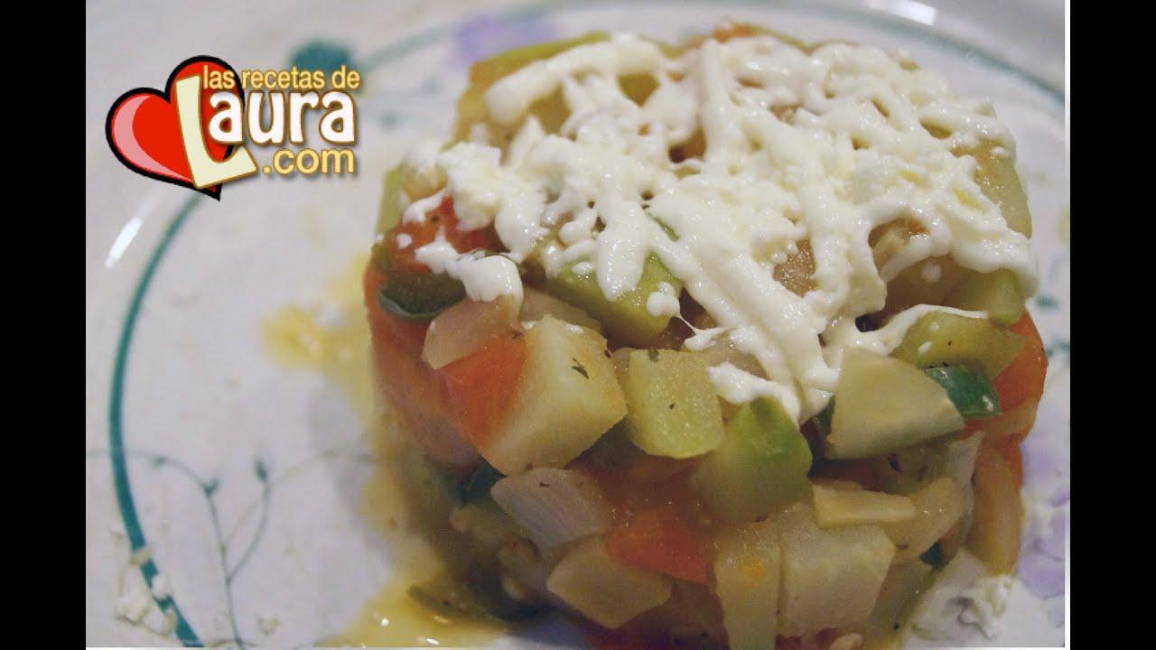 Como Preparar Chayotes A La Mexicana Comida Saludable