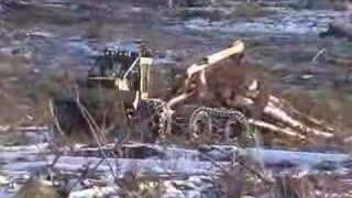 Tigercat 625 Skidder