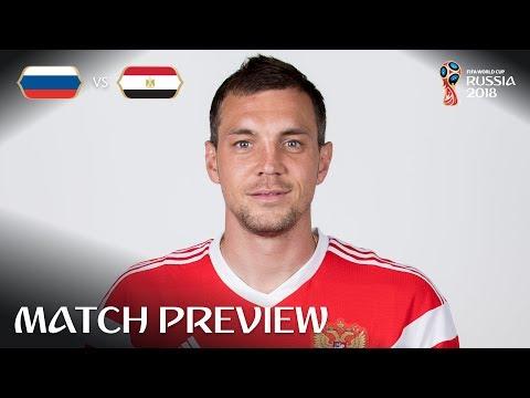 Artem Dzyuba (Russia) - Match 17 Preview - 2018 FIFA World Cup™
