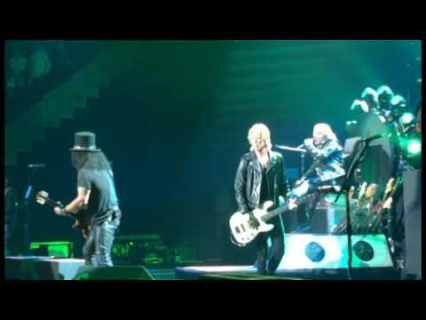 Guns N' Roses - 2016-04-09 - T-Mobile Arena, Las Vegas, Nevada (Full Concert)
