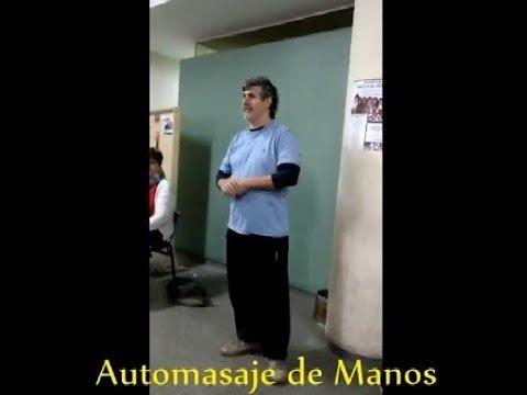 Automasaje de Manos.
